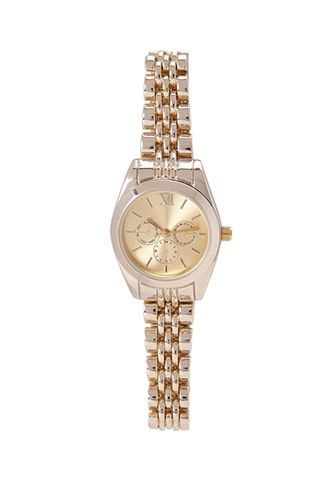 Sleek Analog Watch | FOREVER21 - 1000124857 $20.8
