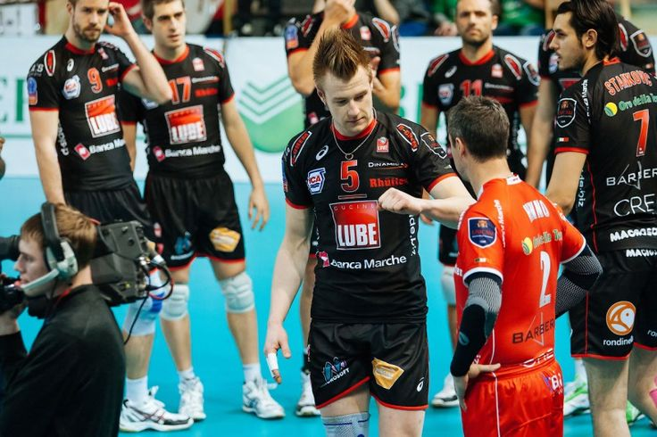 Lube Macerata – Fenerbahce streaming live CEV Cup