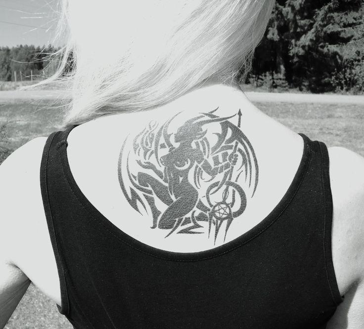 38 Best Kerry Tattoo Images On Pinterest: 38 Besten Nephilim Symbol Tattoos Bilder Auf Pinterest