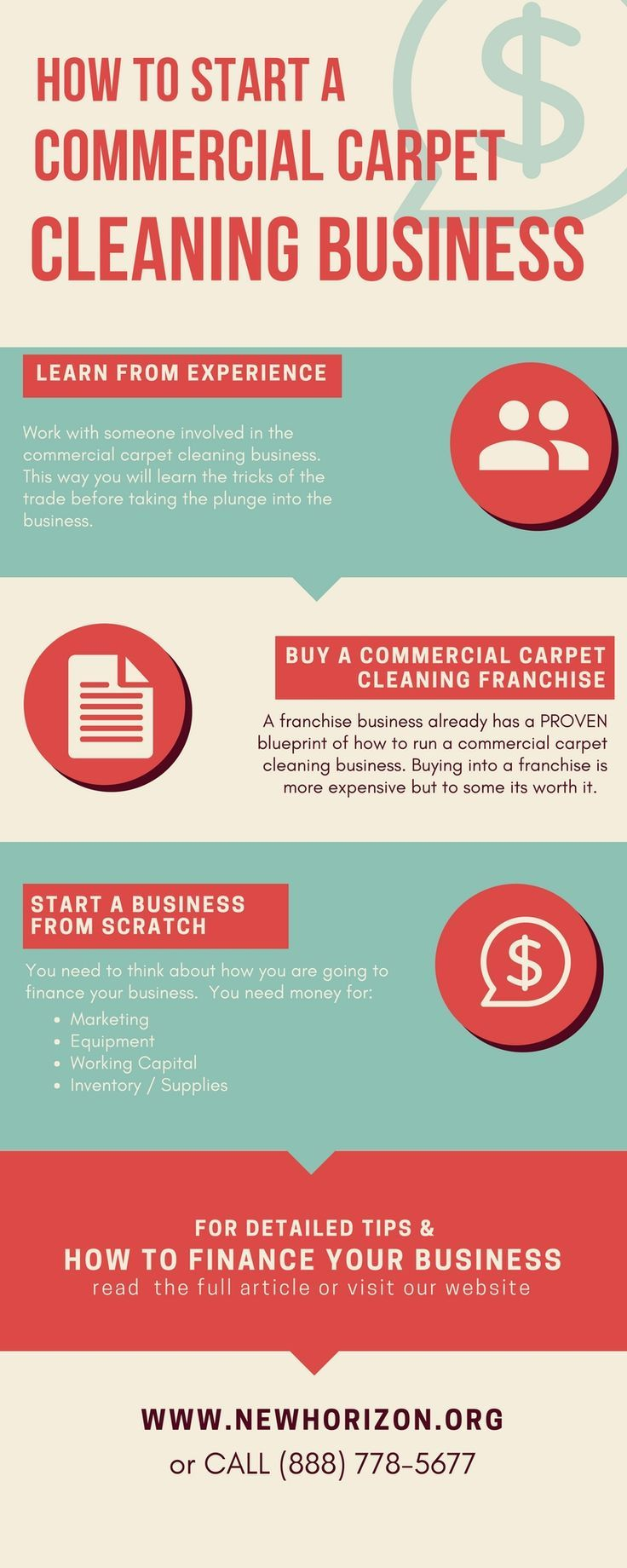 Commercial carpet cleaning is one of the easiest to start, as well as lucrative businesses that an entrepreneur can start. If you are considering going into this type of business the following are some consideration and recommendations.