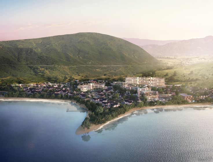 BRILLIANT RESORT, KUNMING, CHINA ////// Set on a bay on the Yangzhong lake, the resort will include a hotel, apartment, shops and lakeside villas with a total building area of 112,000 sq metres. #civil #structural #geotechnical #engineering #design #architecture