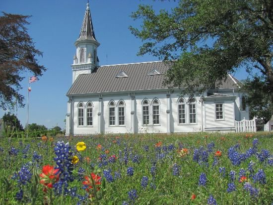Painted Churches Tour in Schulenberg, TX