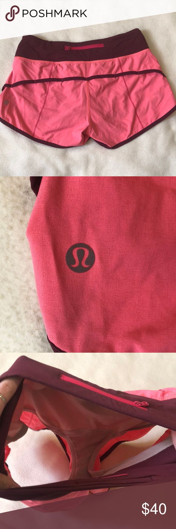 Lululemon Athletica shorts Lululemon athletics shorts lululemon athletica Shorts