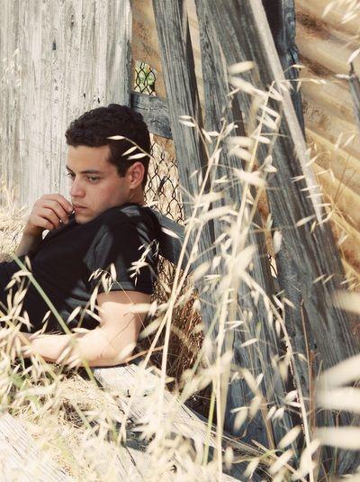 Rami Malek's photoshoot for Troix Magazine (Photographer: Lesley Bryce) - Rami Malek Online - #1 Leading & Reliable Rami Malek Source