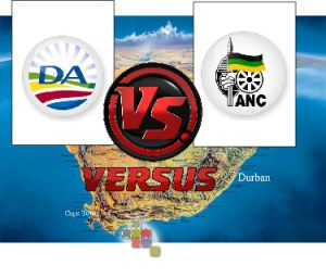 ANC and DA _ Elections 2014