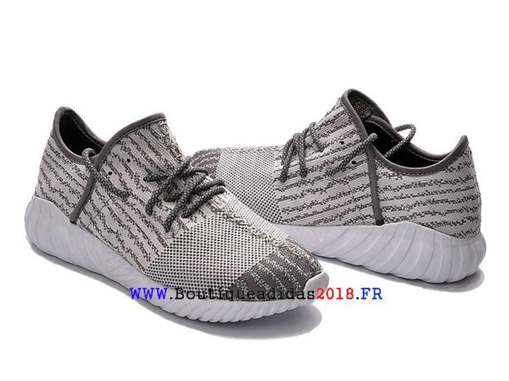 Adidas yeezy 550 boost 2018 - Chaussure Adidas Pas Cher Pour Homme Blanc cassé DSC_0598