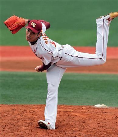 Takahiro Shiomi (Tohoku Rakuten Golden Eagles) #Baseball #Takahiro_Shiomi #Tohoku_Rakuten_Golden_Eagles
