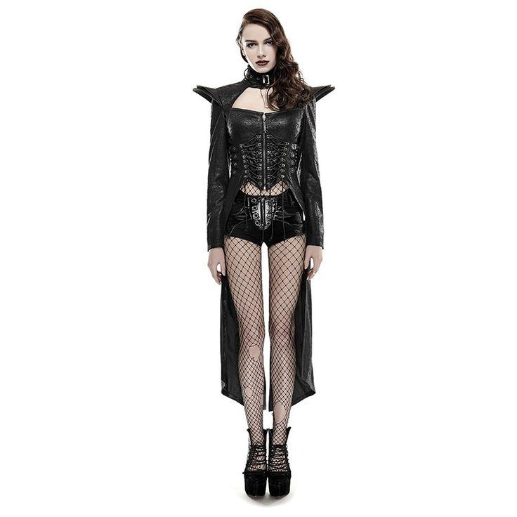 The Vampire Lady Jacket by Punk Rave | $179 OtherWorld Fashion - Y-670  #Gothic #vampire