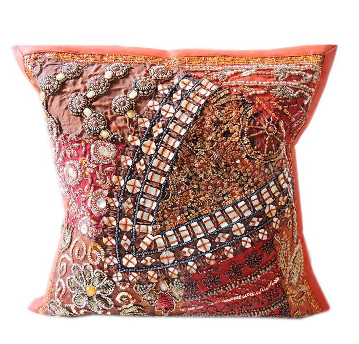 17 Best ideas about Traditional Pillows on Pinterest Traditional pillow covers, Bling wedding ...