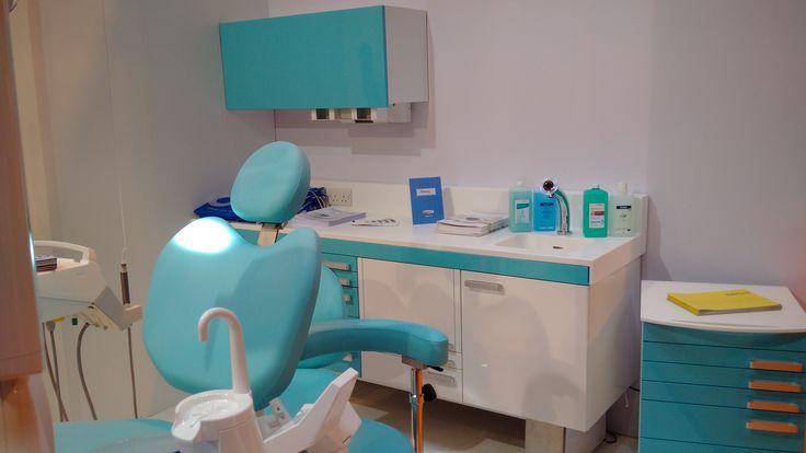 Miscea Classic in situ at the Dental Show 2015