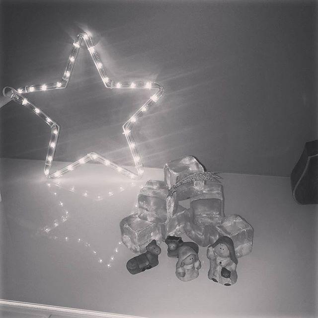 My little Christmas #christmas #presepe #homecarlá