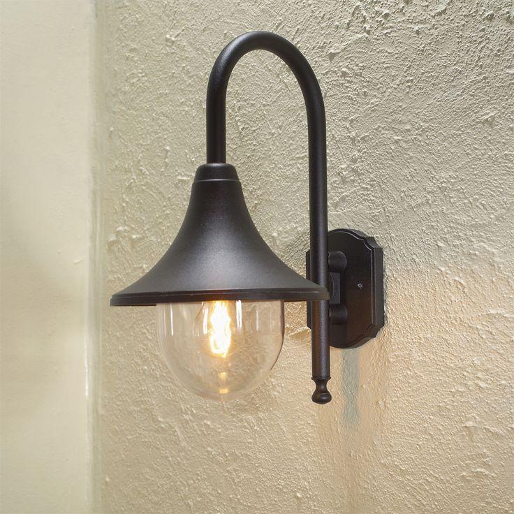 Outside lighting 23 pinterest konstsmide 7237 750 bari 1 light outdoor wall bracket mozeypictures Images