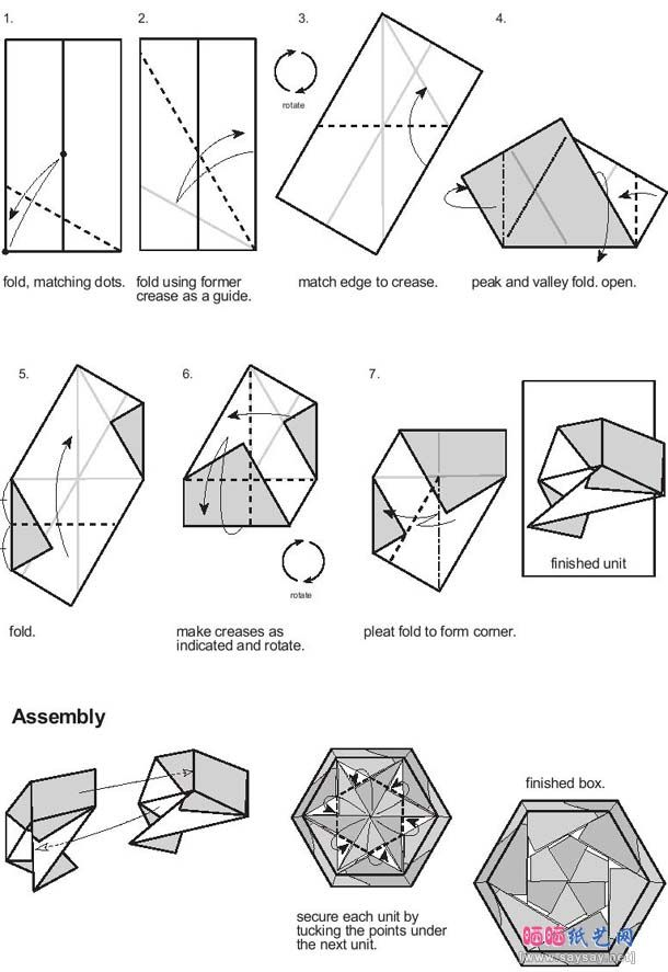 369 best origami containers amp boxes 1 images on Pinterest