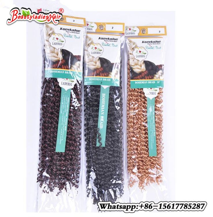 #613 blonde ZIZI hair 24'' crochet braids Synthetic Braiding Hair freetress crochet braid kinky curly micro knot S-curl