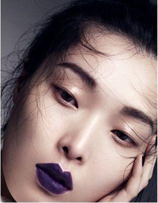 Purposefully Disheveled Beauty : Sung Hee Kim