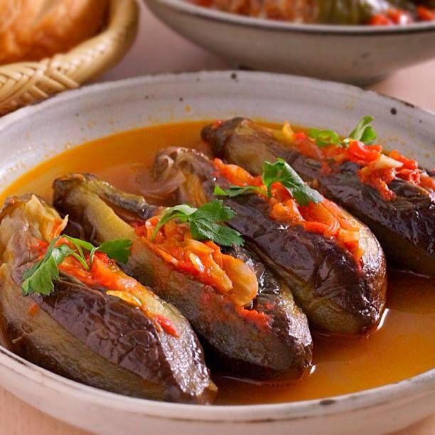 【洋風じょうびさい】トルコ旅行思い出の味。お坊さんを気絶させたナス「パトゥルジャン・イマム・バユルドゥ」のつくり方 | あさこ食堂