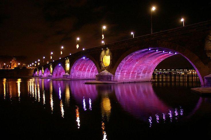 Pont Neuf - Toulouse - France