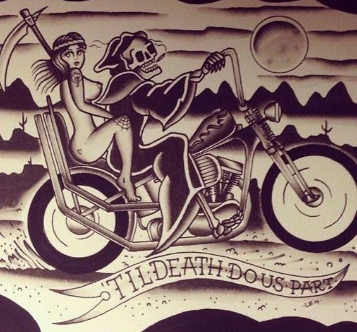 Biker/Motorcycle Tattoos