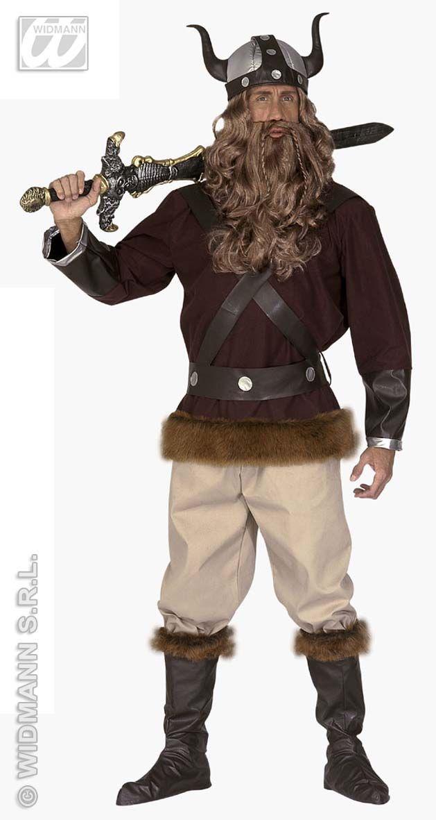 Disfraz de vikingo http://www.disfracessimon.com/disfraces-hombre-mujer-adultos/56-disfraz-vikingo-p-56.html