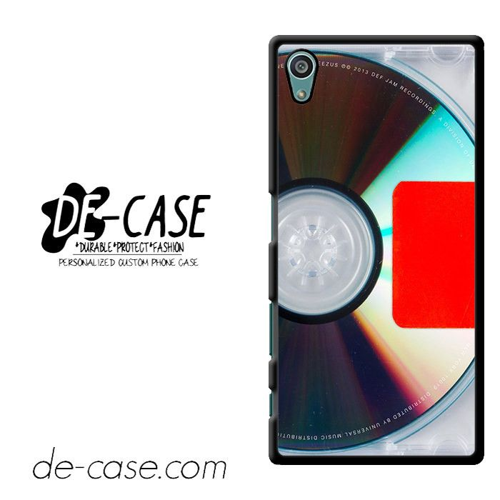 Kanye West Yeezus Album Cover DEAL-6091 Sony Phonecase Cover For Xperia Z5