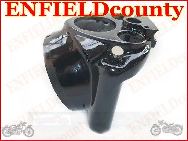HEAD LAMP CASING BLACK ROYAL ENFIELD MOTORCYCLE  801124