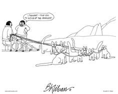 Kliban's Cats Comic Strip, November 29, 2016 on GoComics.com