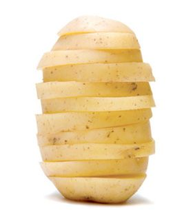 "Did you know...  ""Potatoes have starch-based compounds that may help soothe sunburn.""   -Dr. Joseph Mercola   Click here for more information: http://bit.ly/TpNhYz"