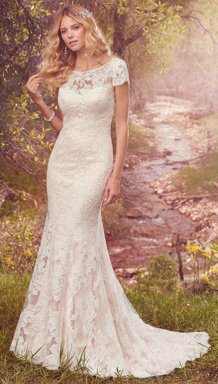 183 best maggie sottero avery collection images on for Maggie sottero short wedding dress