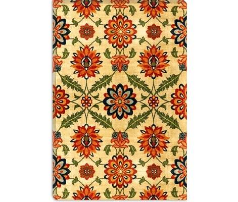 Velvet Silk Carpet India Mughal 17th Century …   Unknown Artist
