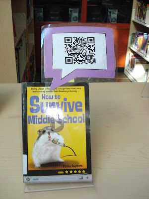 The Sweet Life of a Librarian:  Back to School Library Decor (and activities!)
