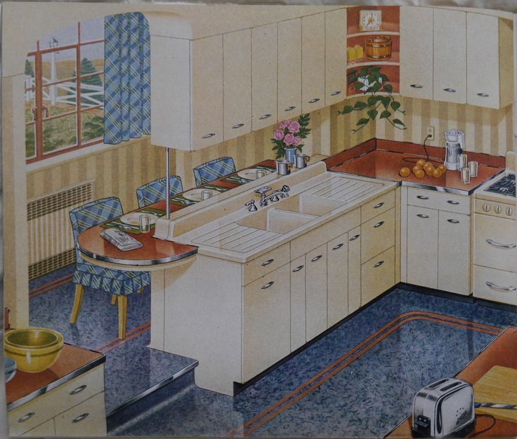 Kitchens Vintage and New - Design for the Arts & Crafts ... |Vintage Arts And Crafts Kitchen