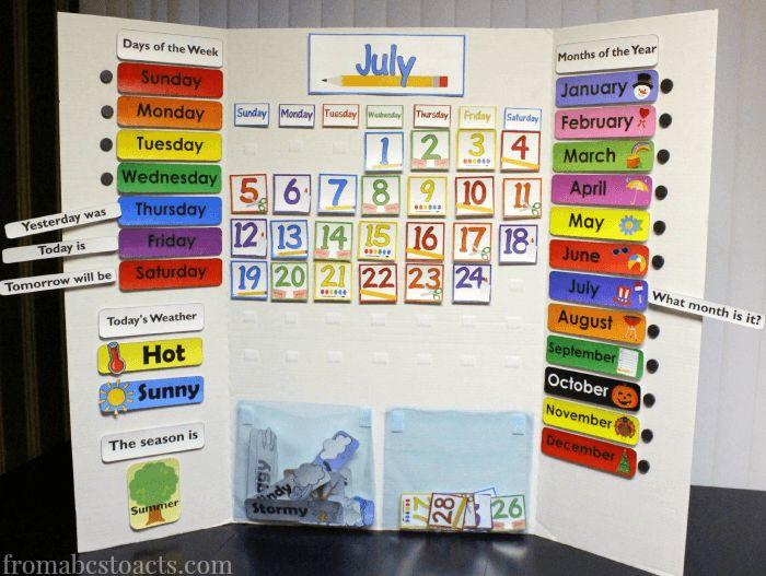 Kindergarten Readiness Calendar : Best preschool calendar ideas on pinterest free