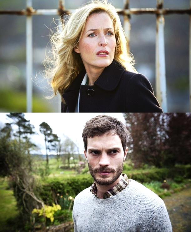 "just watched the first season of BBC's new show ""The Fall"", which takes place in Ireland"