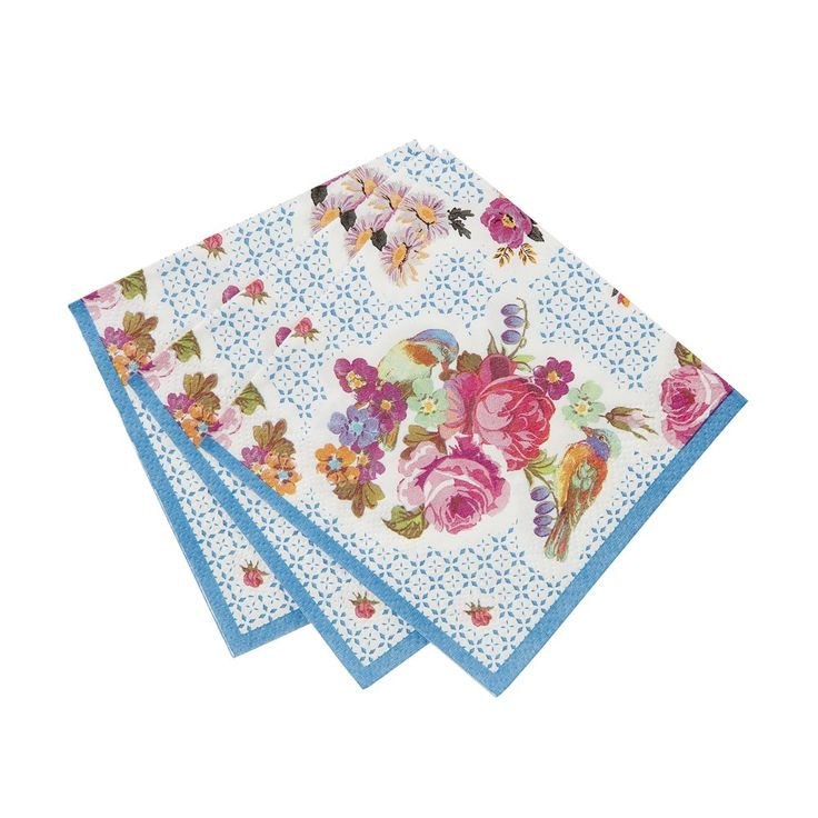 Truly Amuse Bouche Napkins    Talking Tables