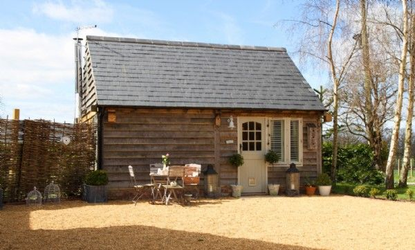 Turtledove Hideaway self-catering cottage in Shropshire
