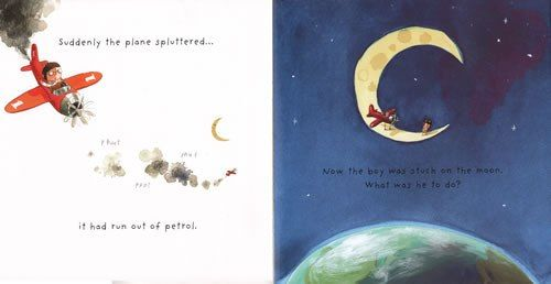 the way back home illustration oliver jeffers