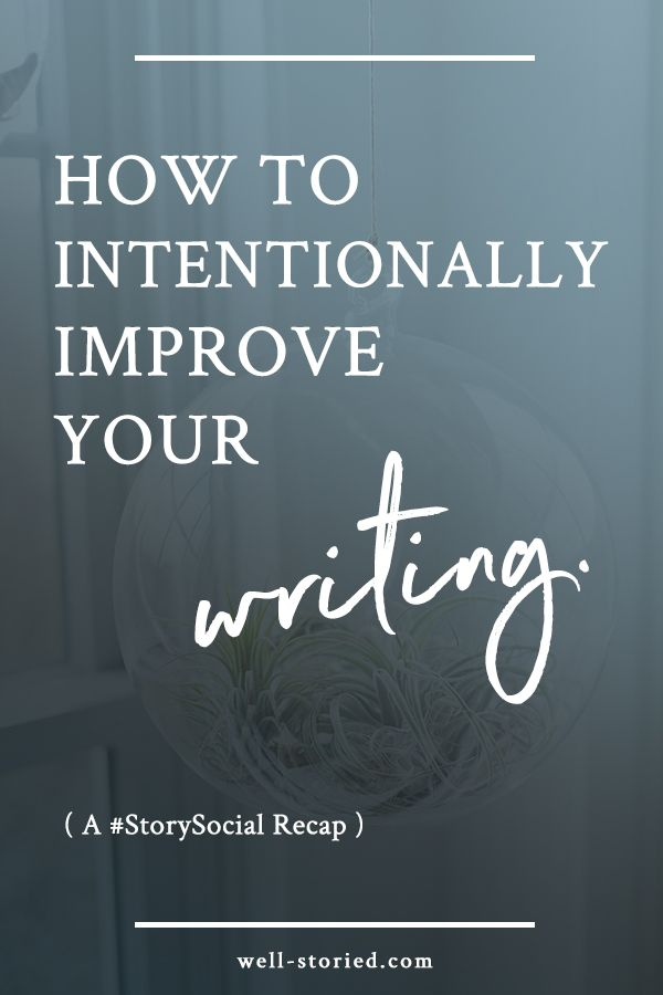 Don't feel proud of your work? Don't give up just yet. Here are a few amazing ways to begin improving your writing skills today!