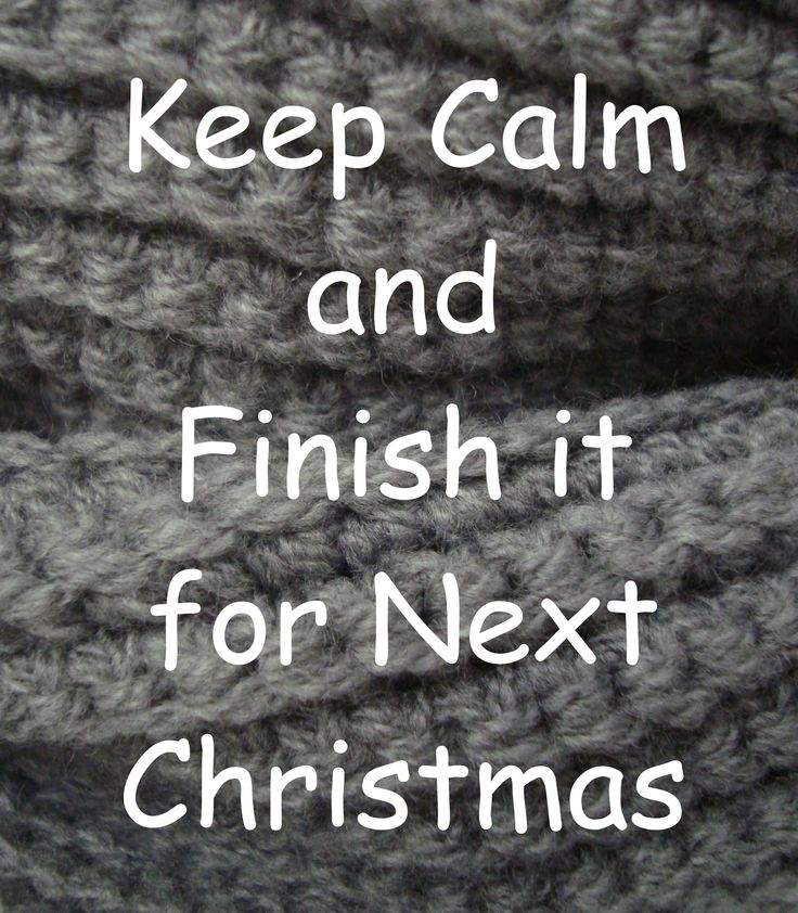 Christmas Knitting Quotes : Best crochet images on pinterest crafts