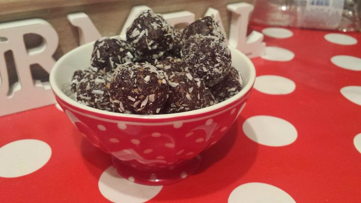 Wilma's happy food: Can't-stop-eating-choco-balletjes