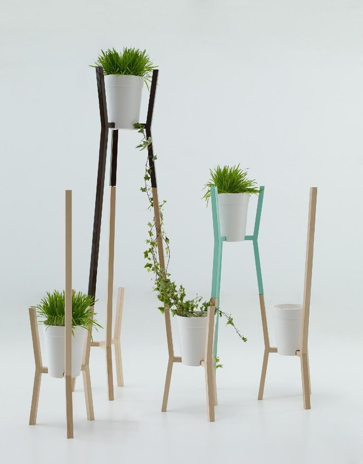 MUT Design - Product- an ingenious modular plant system - i imagine a living screen/divider