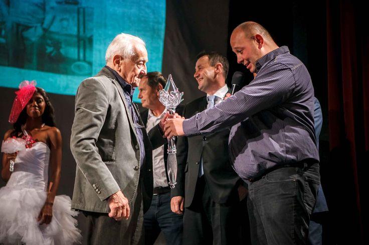 René Roubíček is being inducted into the glassmaking Hall of Fame. #sklozije #glasslives #igs2015 #design
