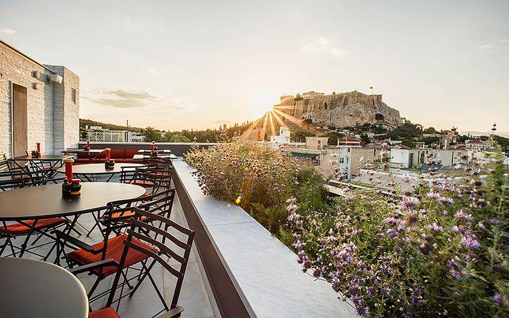Classic Modernism - Greece Is