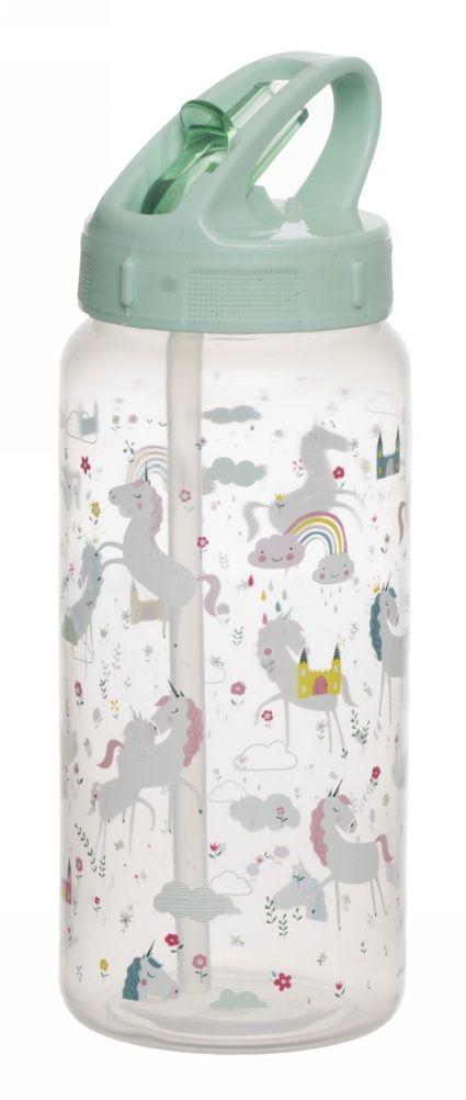WHSmith Magical Unicorn 500ml Water Bottle