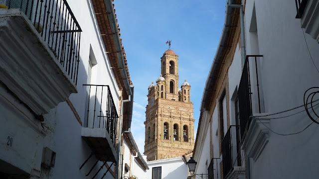 Iglesia de Na Señora de la Granada, Llerena , Spain, Spring 2012