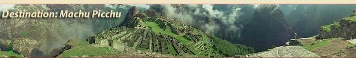 Planning to head to Peru to hike the Inca Trail all the way to Machu Picchu! It's a promise to myself. :) Before I'm 30!