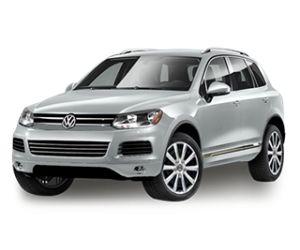 2014 Volkswagen Touareg Cool Silver