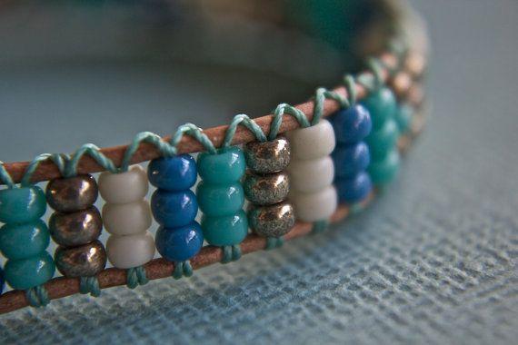 To make my rainbow bracelet wider