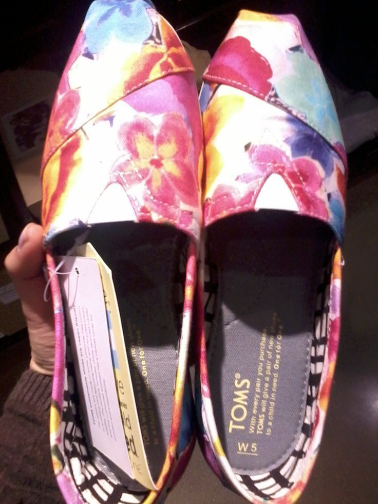 WOW! Toms  Fashion