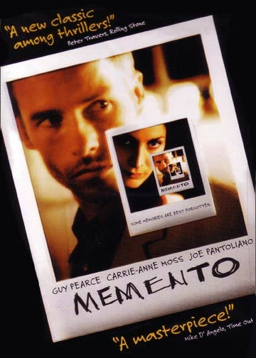 Best Thriller Movies of All Time - 2000 Memento