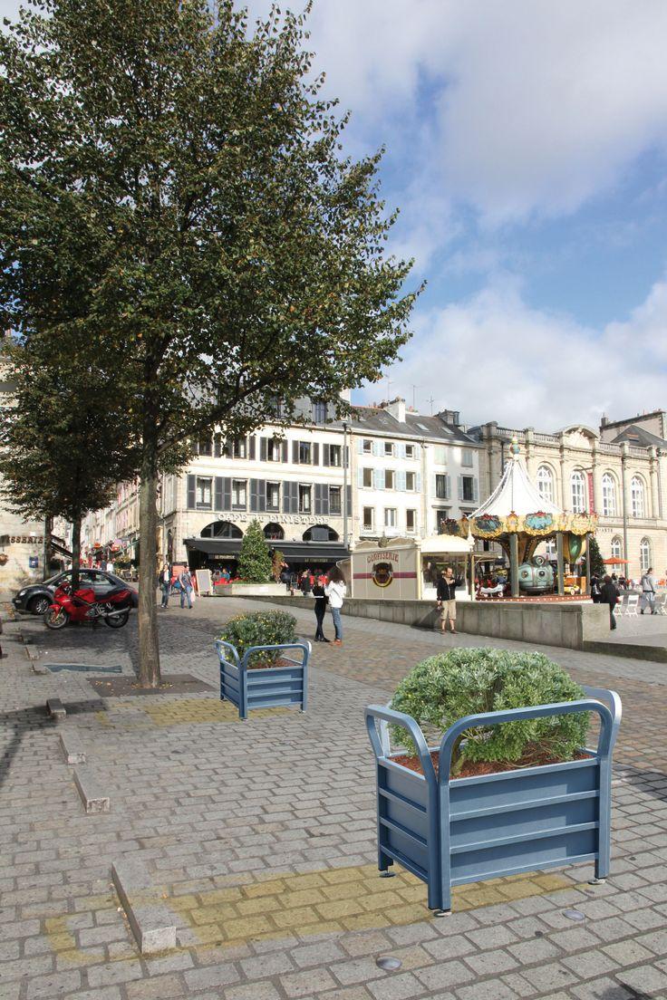 Les 57 meilleures images du tableau mobilier urbain for Espace vert urbain